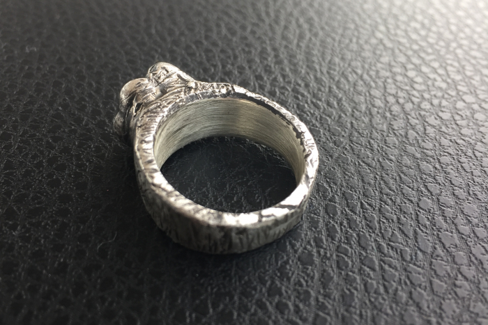 Wisdom Tooth Ring