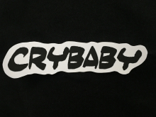 Crybaby Version 3- Vinyl Sticker