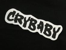 Crybaby Version 2- Vinyl Sticker