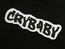 Crybaby Version 2- Vinyl Sticker