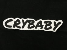 Crybaby Version 1- Vinyl Sticker