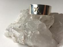 X Stitch - Ring