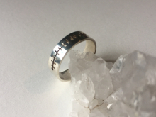 Stitched II - Ring