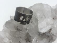 Simple Skull - Ring
