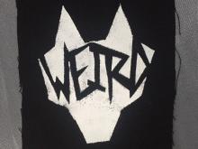 Weird Wolf - Patch