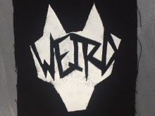Weird Wolf - Patch