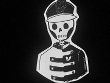 Morose Marcher - Sticker