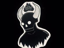Shadow Prince - Sticker