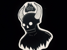 Shadow Prince - Sticker