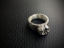 Wisdom Ring - Made to Size